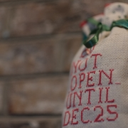 Do Not Open Until Dec 25 Photo by Nathan Anderson